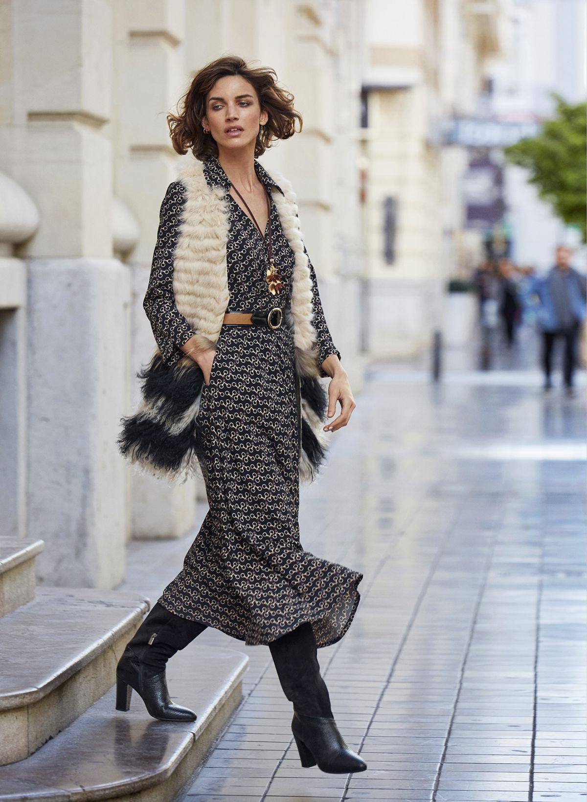 Caroline Biss winter 2019 2020 Maria Ria