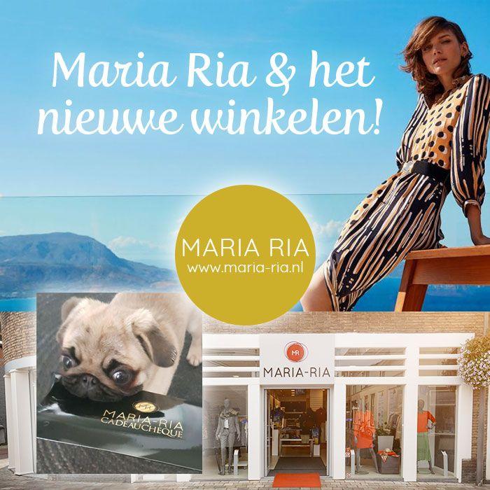 Maria Ria en het nieuwe winkelen!
